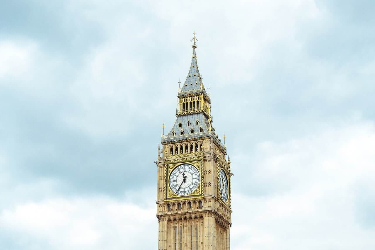 Big Ben And Houses Of Parliament Tour