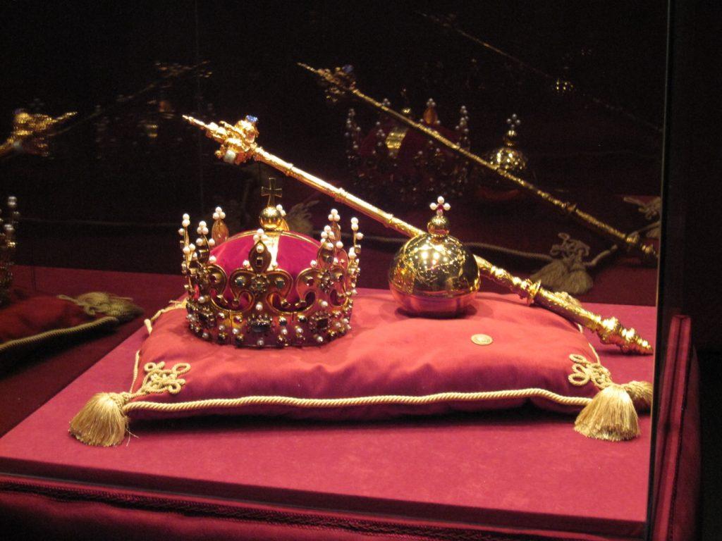 Polish crown jewels